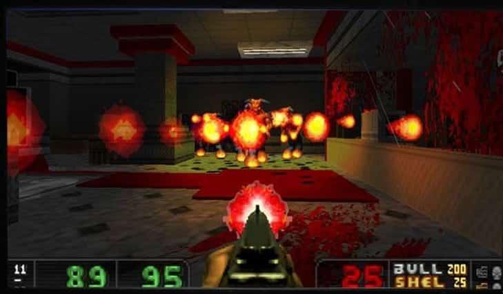 Doom-pc game jadul lawas