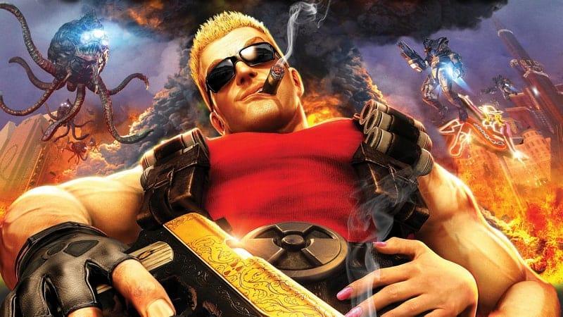 Duke Nukem Forever game pc terburuk