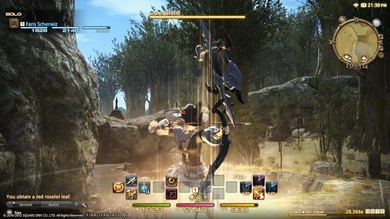 Final Fantasy 14 A Realm Reborn