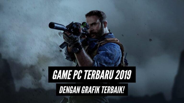 10+ Game PC Terbaru 2019 Dengan Grafik Terbaik!