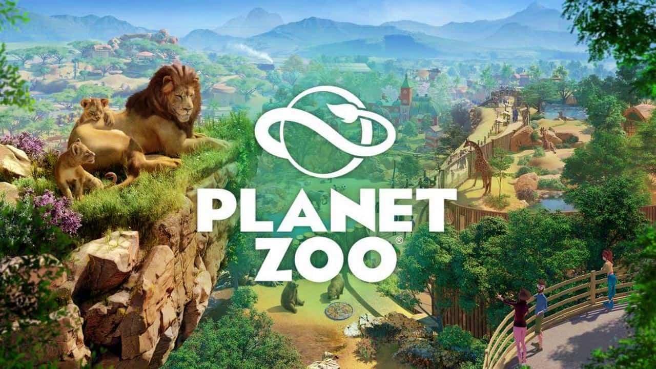 Planet Zoo Wallpaper HD