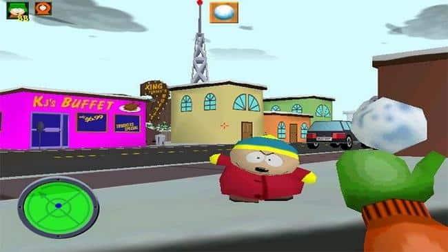 South Park game pc terburuk