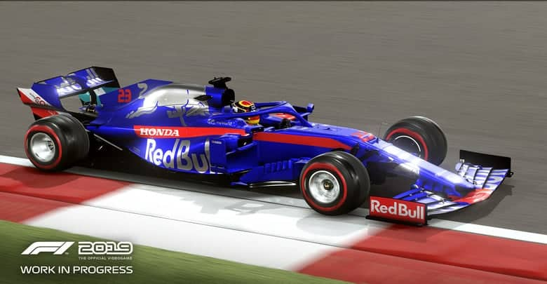 Spesifikasi PC Game F1 2019
