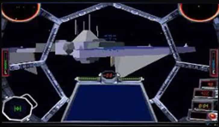 Star-Wars-TIE-Fighter-pc game jadul lawas
