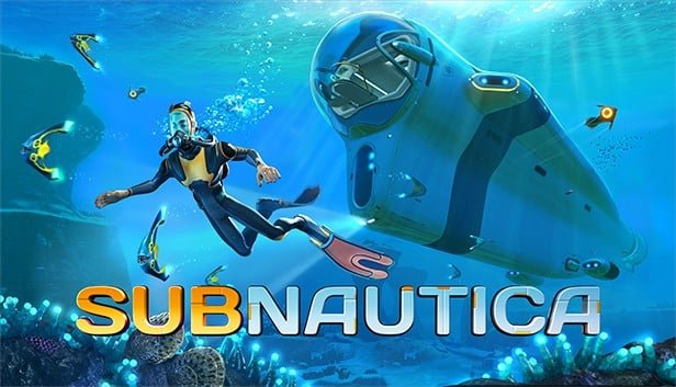 Subnautica game pc terbaik