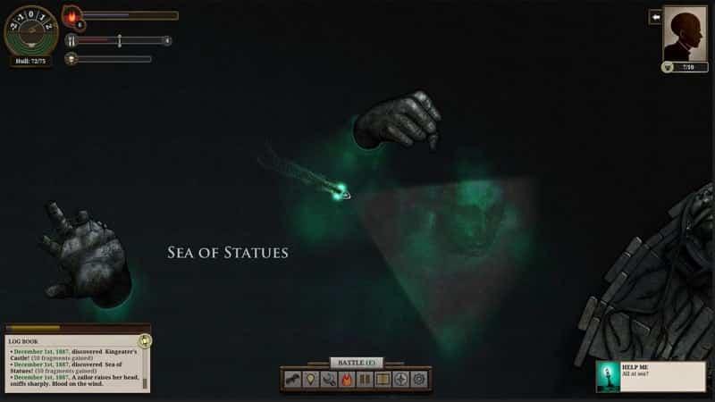 Sunless Sea game pc ringan