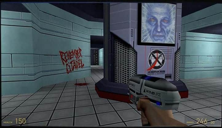System-Shock-2-pc game jadul lawas