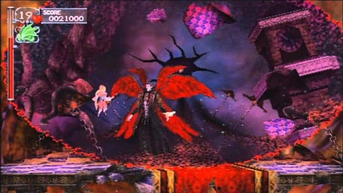 Castlevania Dracula X Chronicles Game PSP Terbaik