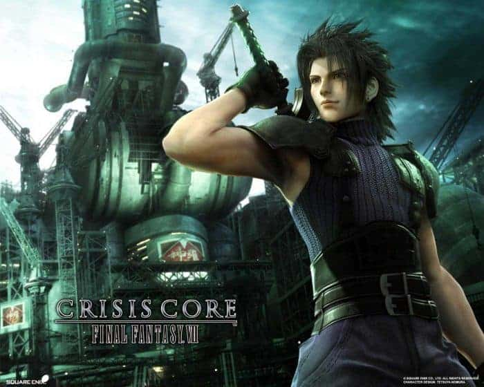 Crisis Core Final Fantasy VII Game PSP Terbaik