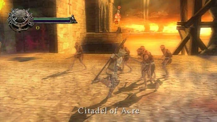 Dantes Inferno Game PSP Terbaik