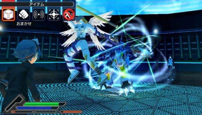Digimon World Re Dijitize Game PSP Terbaik