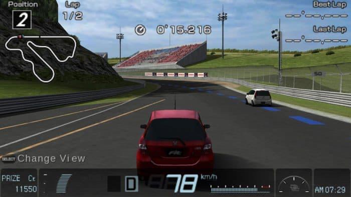 Gran Turismo Game PSP Terbaik