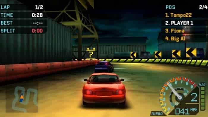 Need for Speed Game PSP Terbaik