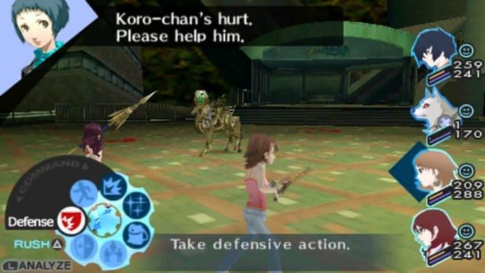Persona 3 Portable Game PSP Terbaik
