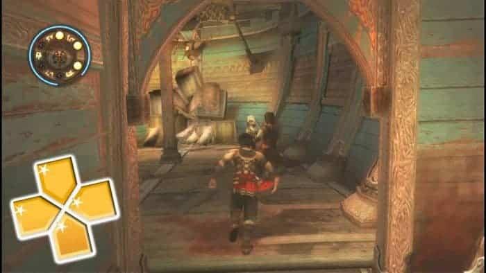 Prince Of Persia Revelations Game PSP Terbaik