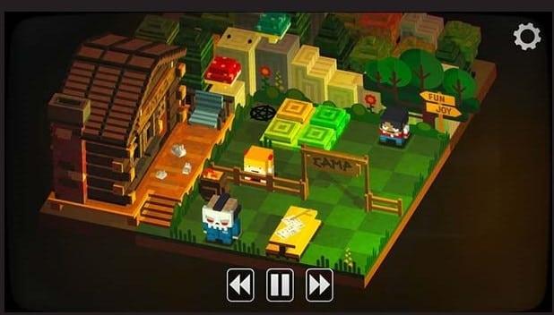 Slayaway Camp game android terbaik