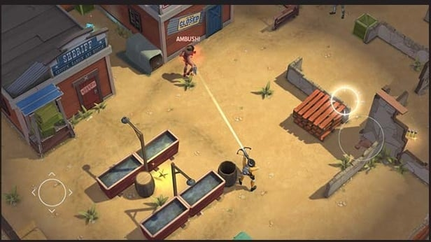 Space Marshals game android terbaik