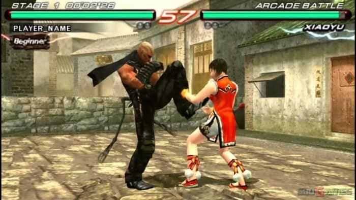 Tekken Game PSP Terbaik