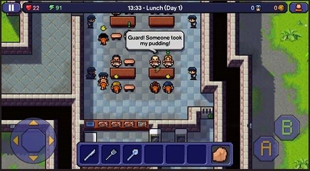 The Escapists game android terbaik