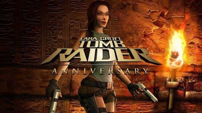 Tomb Raider Anniversary Game PSP Terbaik-1