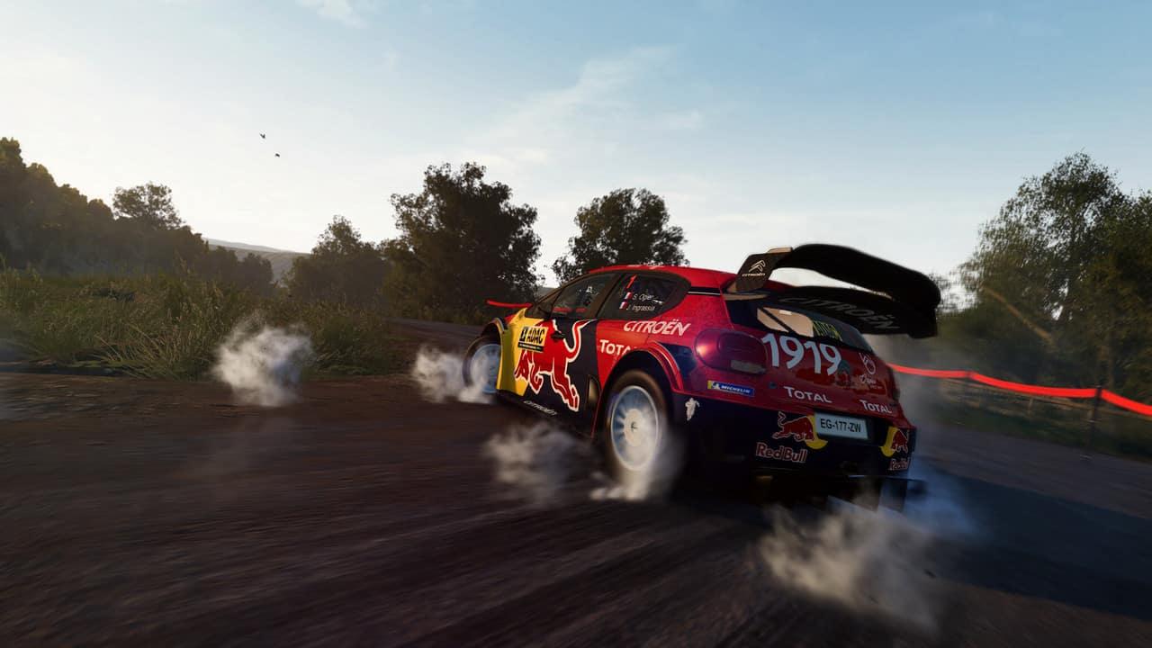 WRC 8 Wallpaper HD