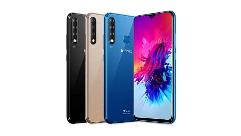 hp murah terbaik Infinix Smart 3 Plus