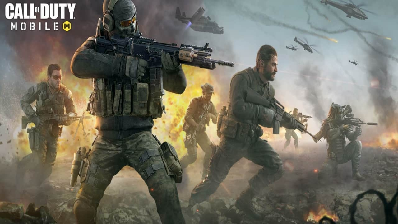 Call of Duty Mobile Wallpaper Indonesia