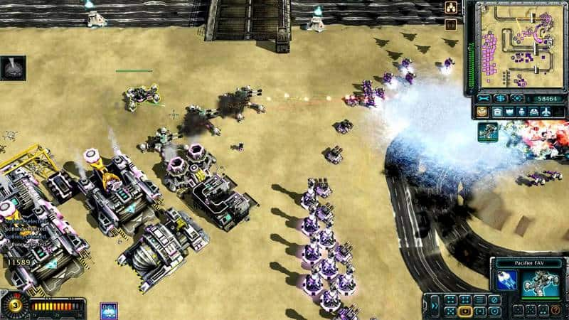 Command and Conquer Red Alert 3 game pc ringan steam