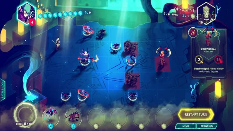Duelyst game steam gratis terbaik