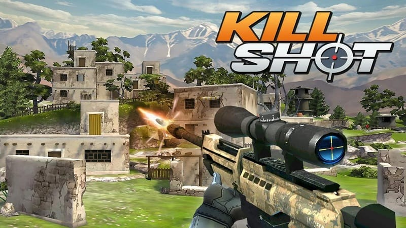 Kill Shot game sniper android terbaik offline