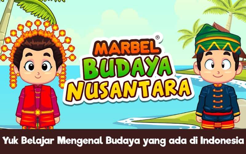 Marbel Belajar Budaya Nusantara