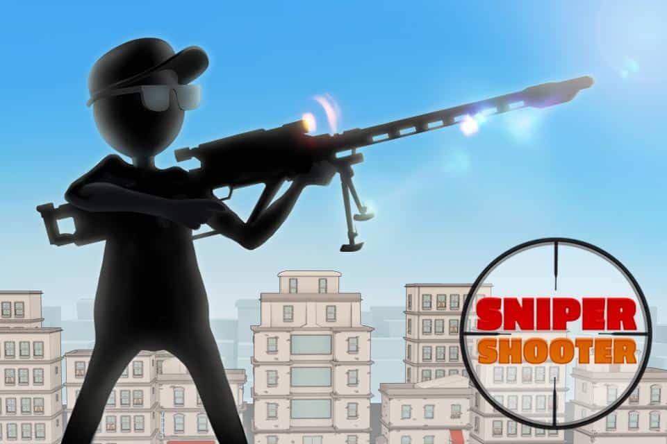Sniper Shooter game android offline
