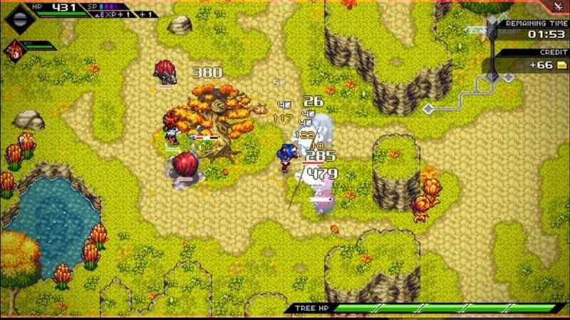 crosscode game pc laptop ringan