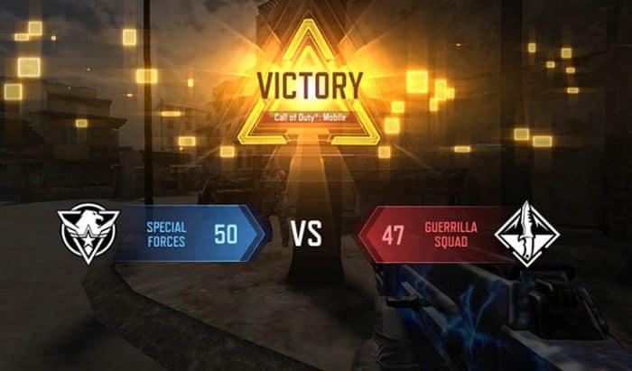 COD Mobile Victory