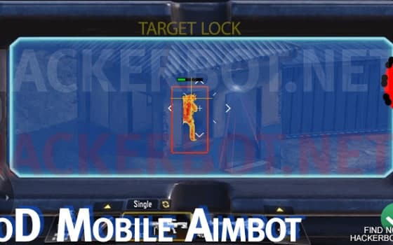 Cheat COD Mobile Aimbot