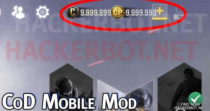 Cheat COD Mobile CP Credits