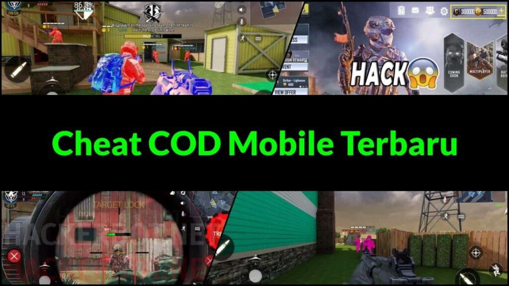 Cheat COD Mobile Terbaru