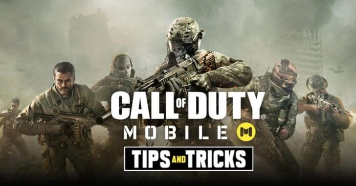 tips dan trik ampuh COD Mobile