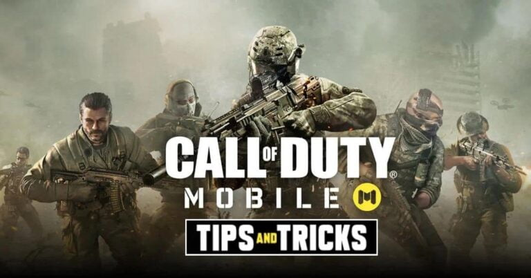 12 Tips Ampuh COD Mobile Auto Win saat Push Rank