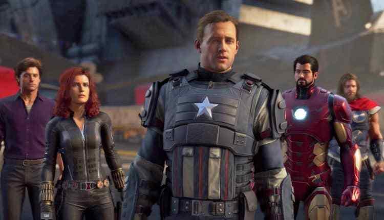 Marvel's Avengers game 2020