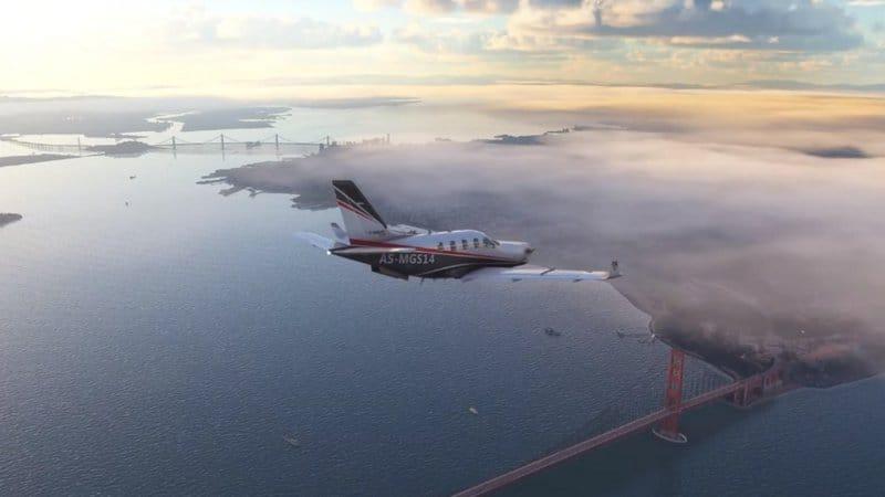 Microsoft Flight Simulator game 2020