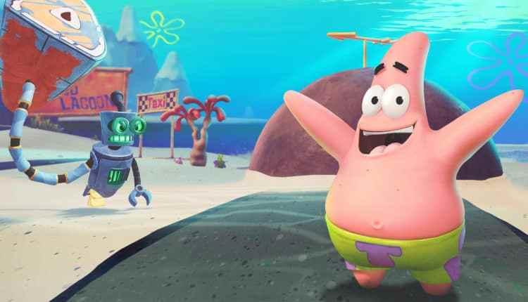 Spongebob Squarepants Battle for Bikini Bottom Rehydrated