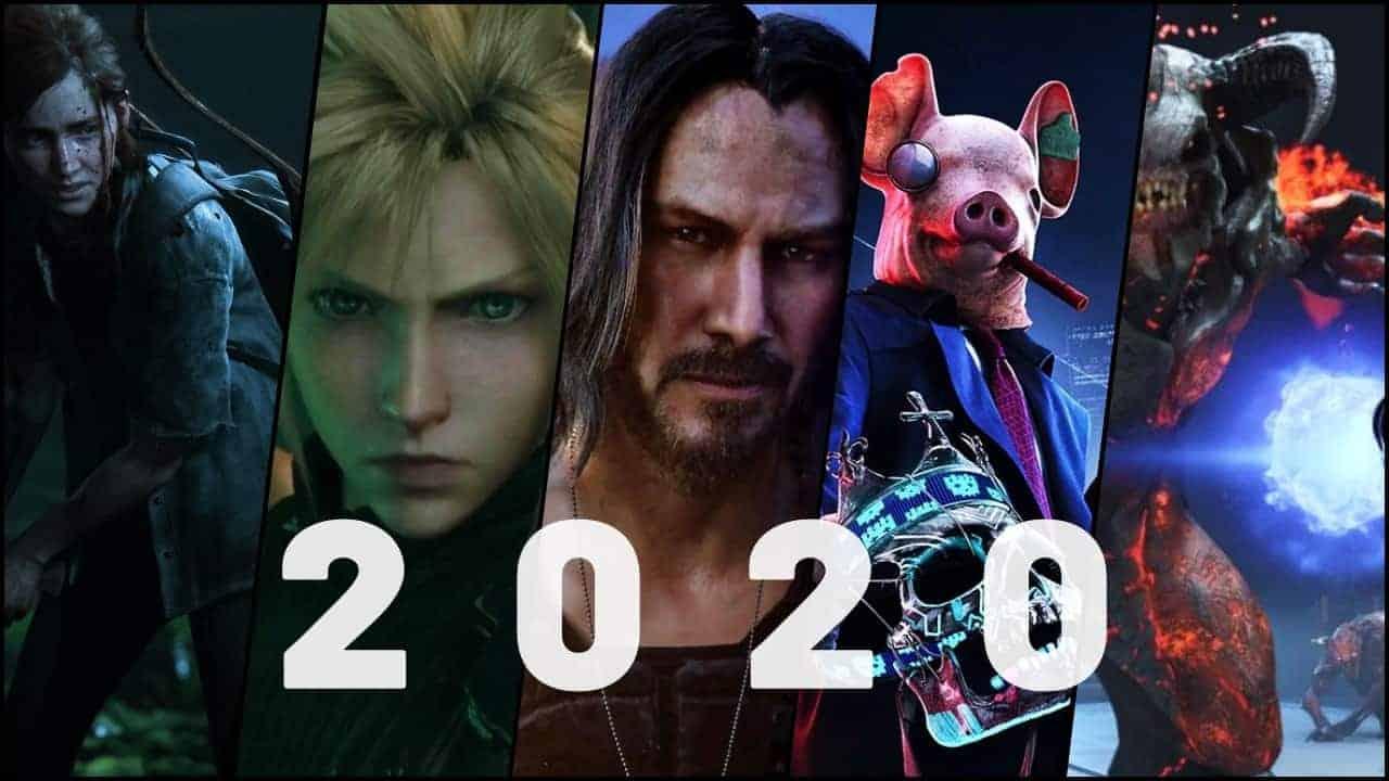 Daftar Lengkap Video Game Yang Akan Dirilis Tahun 2020