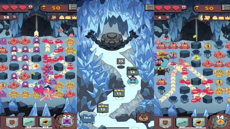 Grindstone Game iOS Terbaik