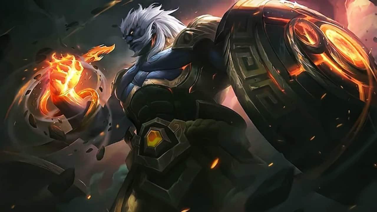Mobile Legends Baxia Wallpaper HD