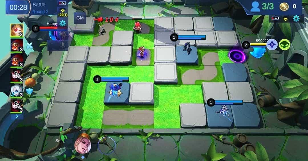 Mobile Legends Mode Baru Tower Maze