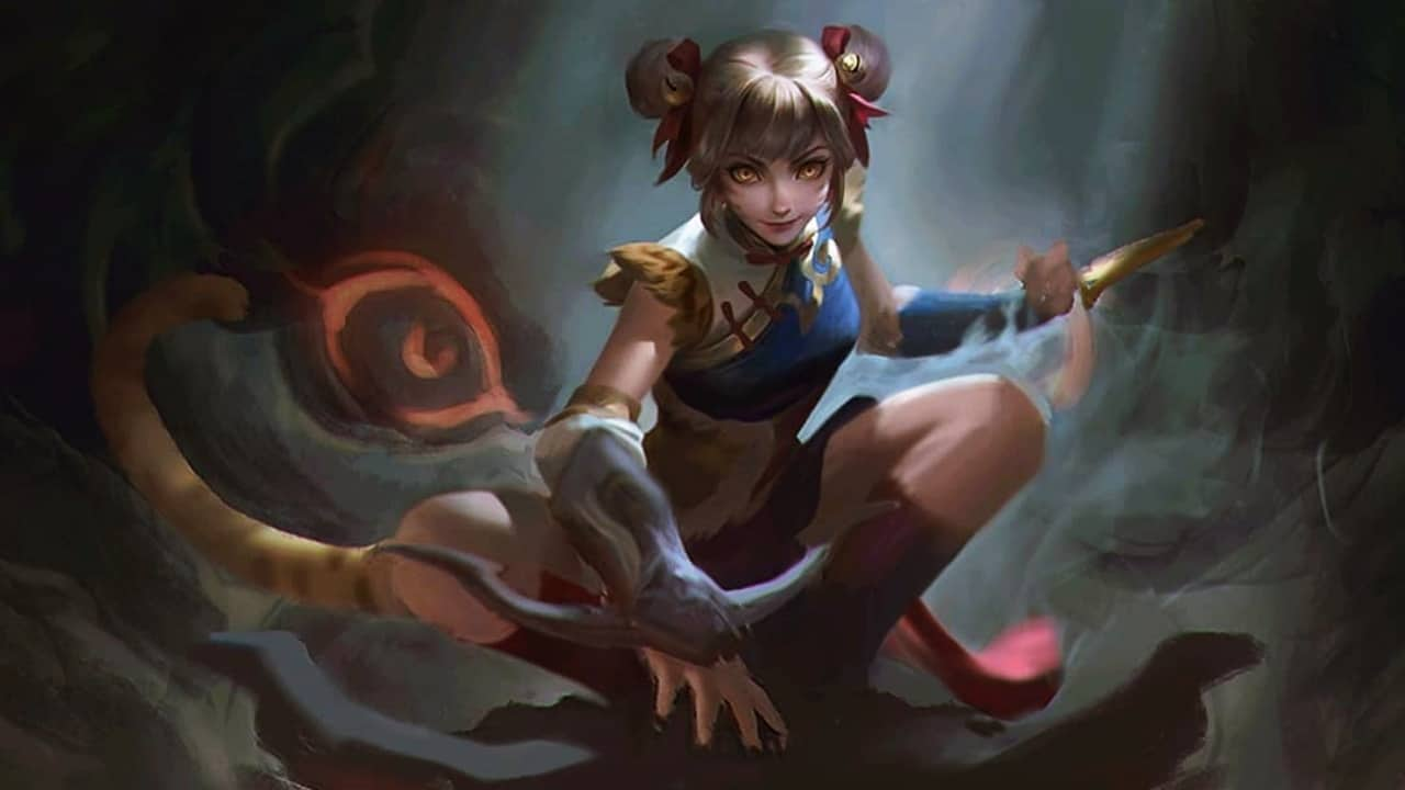 Mobile Legends Wanwan Wallpaper HD