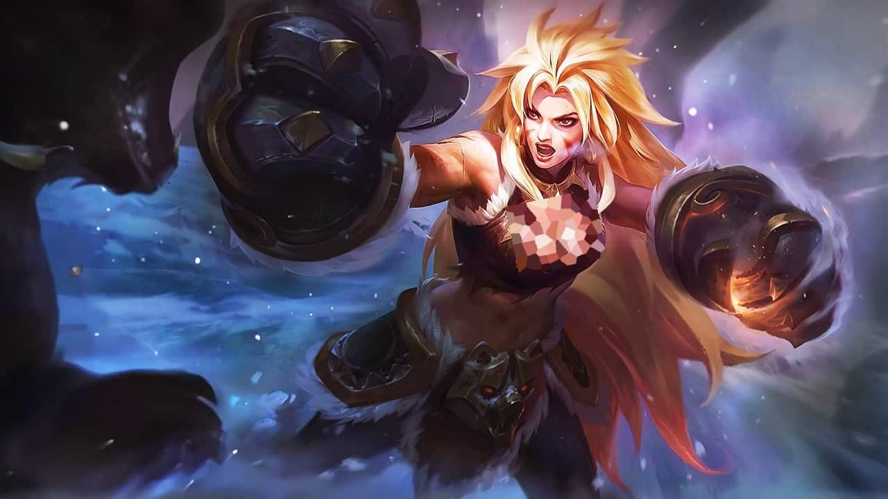 mobile legend masha wallpaper hd