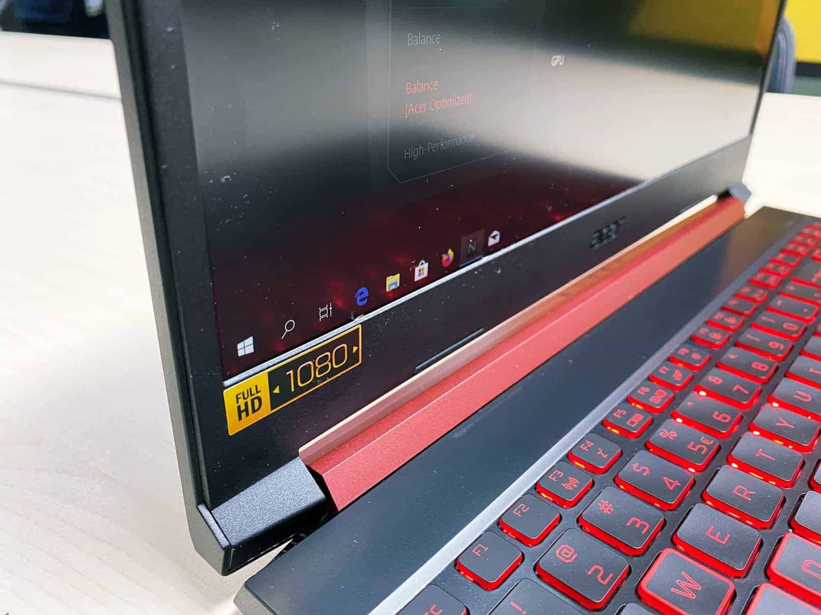 Acer NITRO 5 Full HD Display