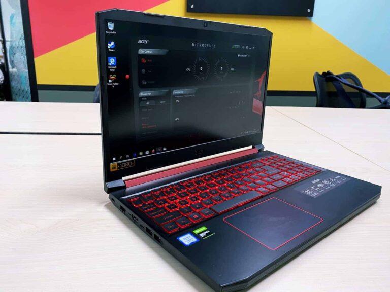 Review ACER Nitro 5: Laptop Budget yang Sudah Gunakan SSD NVMe